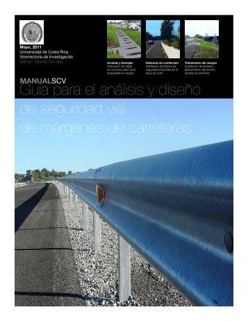 Guía para el análisis y diseño de seguridad vial de márgenes de ...
