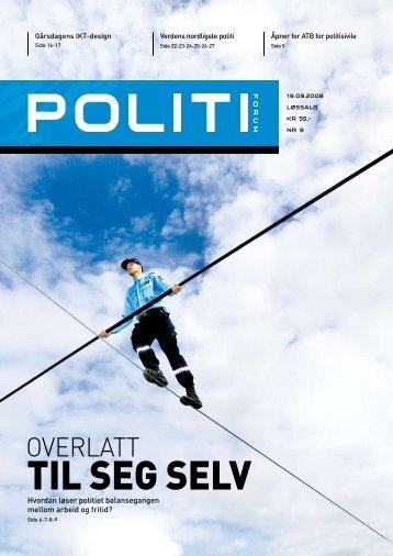 September - Politi forum