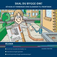 SKAL DU BYGGE OM? - Forsyning.dk