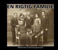 EN RIGTIG FAMILIE