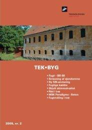 Nyhedsbrev Tekonologisk Institut - Malersektionen