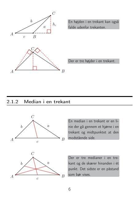 De to trekanter - matx.dk