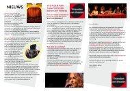 nieuwsbrief februari 2013 - Vrienden van theater