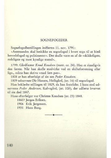Afsnit 14 - Refsvindinge i 1950'erne