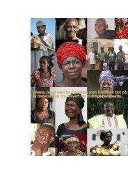 Ghana, langt væk men historisk tæt på: Et ... - TLS konsulenter