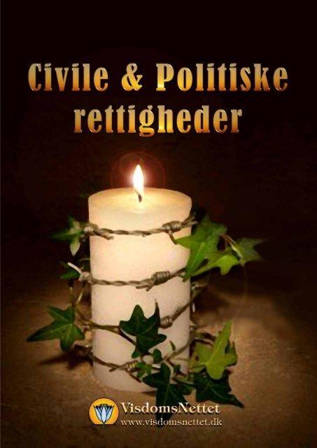 Download-fil: CIVILE & POLITISKE RETTIGHEDER - Visdomsnettet