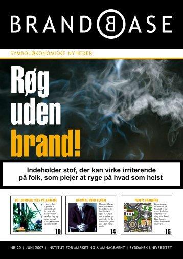 Symboløkonomiske Nyheder 20 - Brand Base