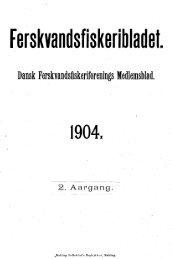 Ferskvandsfiskeribladet 1904 - Runkebjerg.dk