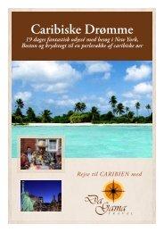 Caribiske Drømme - DaGama Travel