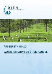 Læs årsberetningen - Dansk Initiativ for Etisk Handel