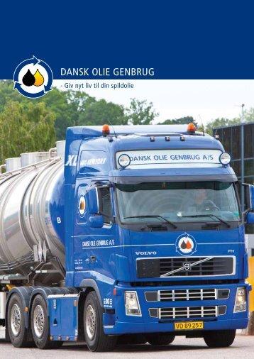 Download Brochure - Dansk Olie Genbrug A/S