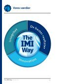 Vores standarder - IMI plc - Page 6
