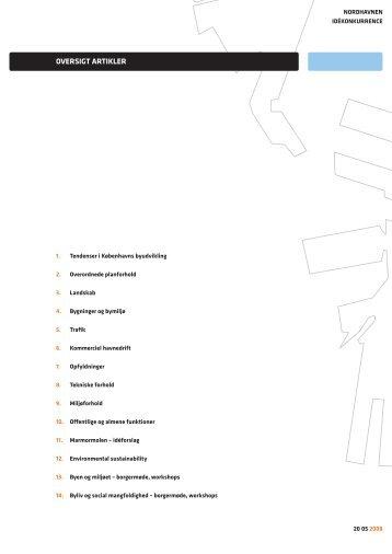 PDF artikelsamling - Nordhavnen