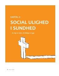 Kapitel 2 - Social ulighed i sundhed - Gå op i røg