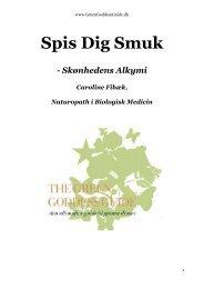 Spis Dig Smuk - Caroline Fibæk