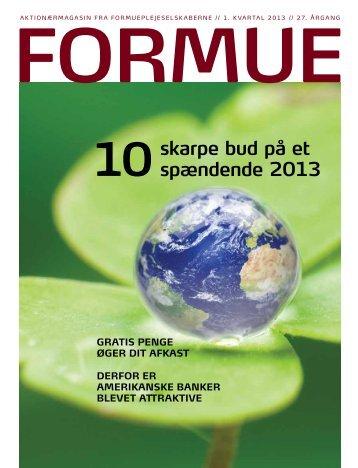 magasinet FoRmue - Formuepleje