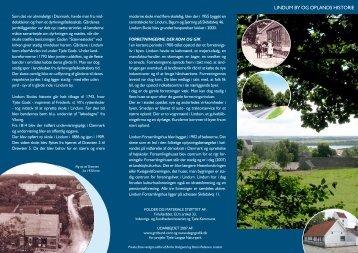 Lindum by og opLands historie