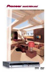Pioneer Home Entertainment Guides 2005-2006 - Laserdisken