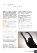 Børn med ADHD - pjece - ADHD: Foreningen - Page 3