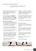 Børn med ADHD - pjece - ADHD: Foreningen - Page 5