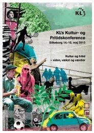 KL's Kultur- og Fritidskonference
