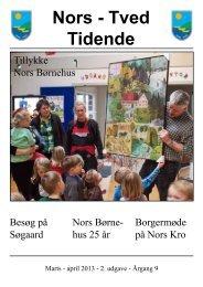 Nors-Tved Tidende - mar-apr 2012 - Norsby.dk