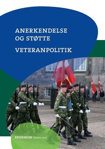 Download den officielle veteranpolitik her