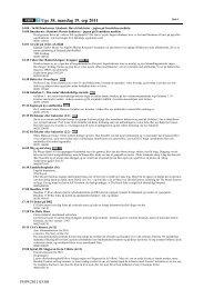 Uge 38, mandag 19. sep 2011 - DR