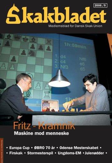 Fritz - Kramnik - Dansk Skak Union