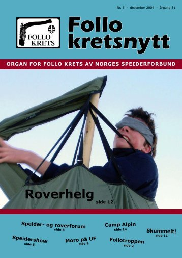 Roverhelg - Follo krets av NSF