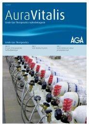 Aura Vitalis 2007 (PDF 628 KB) - Linde Healthcare