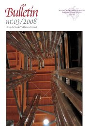 2008-3 Bulletin - NVKF