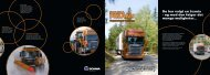 Brosjyre Scania Finans