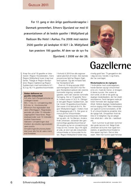 DONG Energy søger medarbejdere Gazellerne er en truet ... - Forside