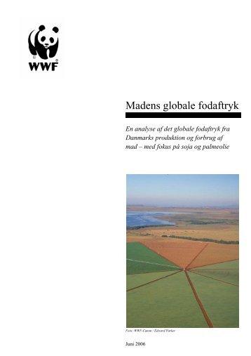 Madens globale fodaftryk - WWF