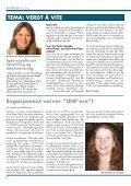 SIGNALER 1-2007:mal - Akademikerforbundet - Page 6