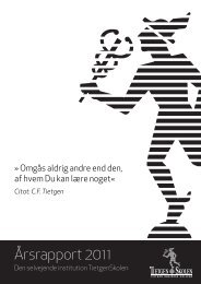 Årsrapport 2011 - TietgenSkolen