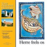 nr 5 for august - september 2005 - Voer og Agersted Sogne