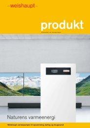 Download Prospekt 1.6 MB (pdf) - Weishaupt