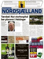 Tærsbøl: Nyt storhospital bør placeres i Helsingør