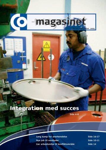 Integration med succes - CO-industri