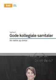 Hent Gode kollegiale samtaler - Arbejdsmiljoweb.dk