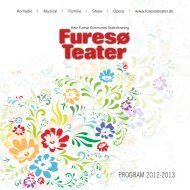 program 2012-2013 - Furesø Teaters