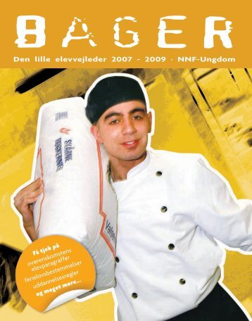 Bager - Den lille elevvejleder 2007-2009 - NNF