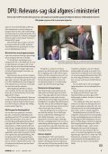 Uni-lærere: 'Kandidater mere jobklare - FORSKERforum - Page 5