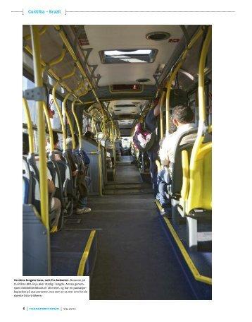 Curitiba – Brazil - Transportforum