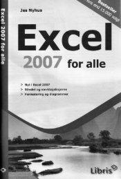 Grænsefladen i Excel 2007 - Testmig.dk