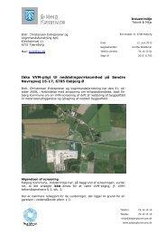 Ikke VVM-pligt til etablering af neddelingsplads for bygge - Esbjerg ...