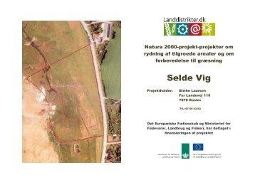 Natura 2000 projekt Selde Vig 1 - Landbo Limfjord
