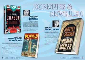 Romaner og noveller
